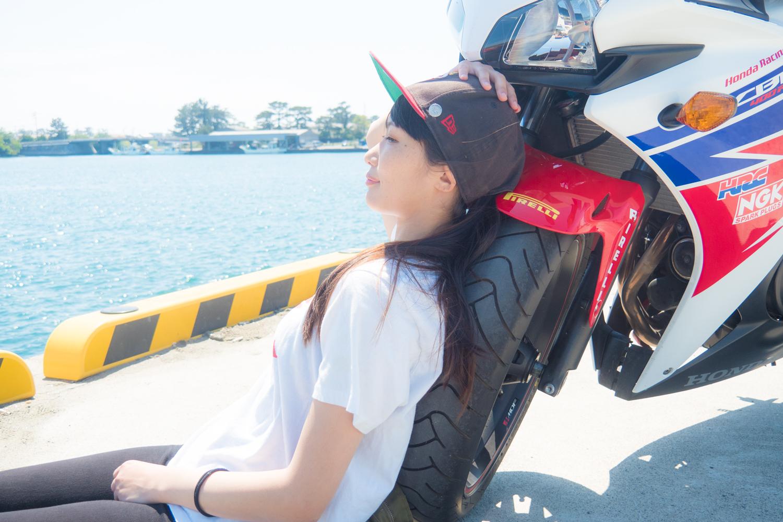 SNSをやっている目的の一つはバイクが楽しい乗り物だということを広めたいという